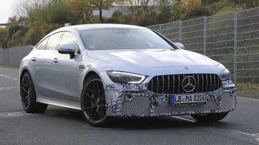 New Mercedes-AMG GT 4-door - front