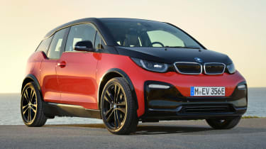 BMW i3s - front static