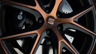 SEAT Leon Cupra R ST - wheel