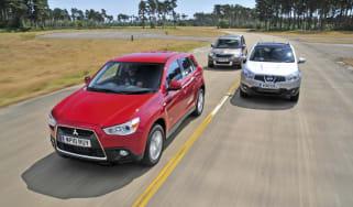 Mitsubishi ASX vs Rivals