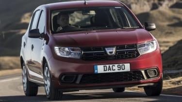 Dacia Sandero - front
