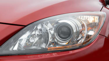 Used Mazda 3 - front light