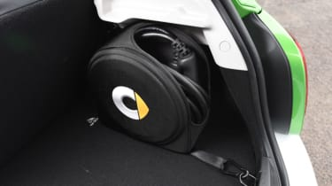 Smart ForFour ED - boot corner