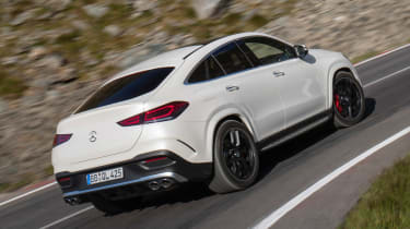 Mercedes-AMG GLE 53 Coupe - rear