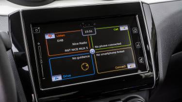 New Suzuki Swift 2017 - Vosper infotainment