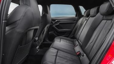 Audi A3 40 TFSI e PHEV - rear seats