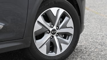 Kia e-Niro wheel