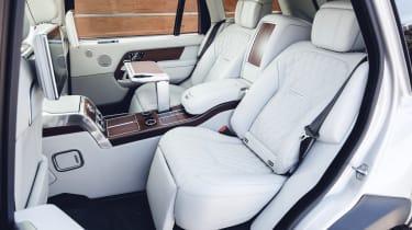 Range Rover SVAutobiography - interior