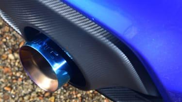 Suzuki swift sport ctc exhaust