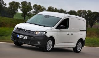Volkswagen Caddy - tracking