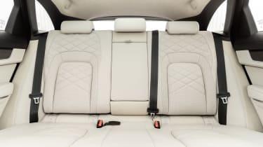 Jaguar F-Pace PHEV - rear seats