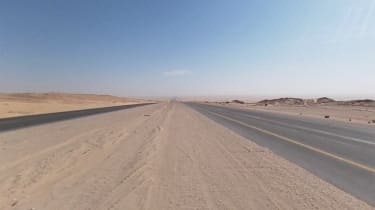 Record breaking roads - Highway 10, Saudi Arabia