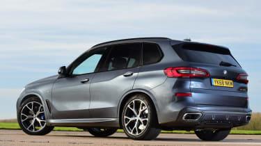 BMW X5 rear