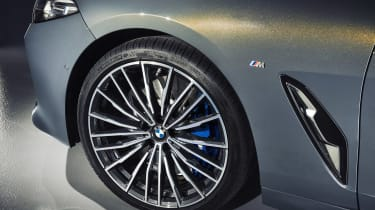 BMW 8 Series Convertible - wheel