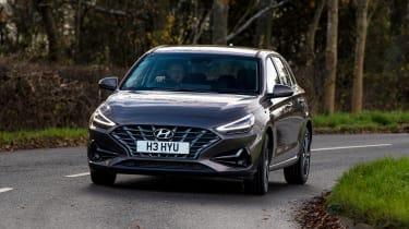 Hyundai i30 - corner