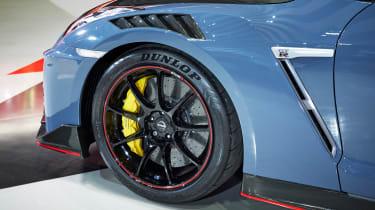 Nissan GT-R Nismo - wheels