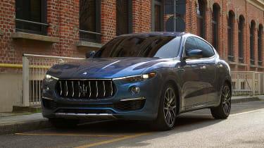 Maserati Levante Hybrid - front static
