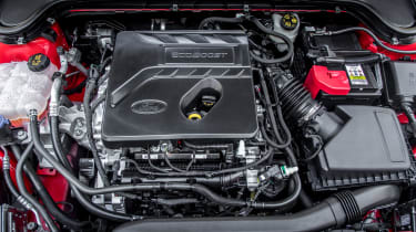 Ford Focus Estate - engine