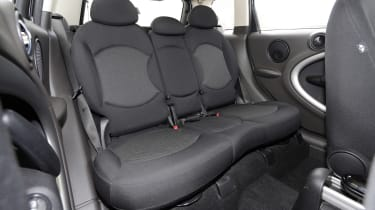 Used MINI Countryman - rear seats