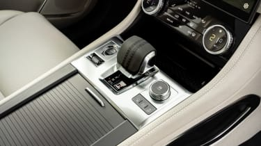 Jaguar F-Pace PHEV - transmission