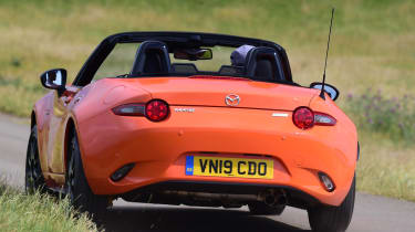 Mazda MX-5 30th Anniversary - rear cornering