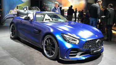 Mercedes-AMG GT R Roadster - Geneva front static