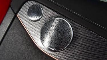 Mercedes EQC 400 - speakers