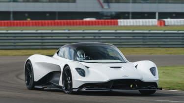Aston Martin Valhalla - front
