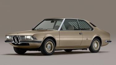 BMW Garmisch concept - front 3/4 static