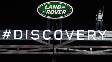 Land Rover Discovery launch - Discovery