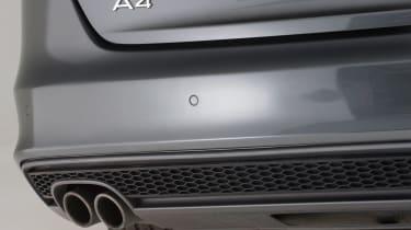 Used Audi A4 - parking sensors