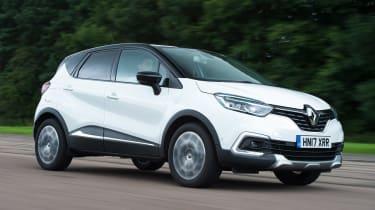 Renault Captur Mk1  - front