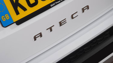 SEAT Ateca 1.4 TSI - badge