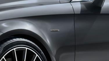 Mercedes CLS Final Edition front close