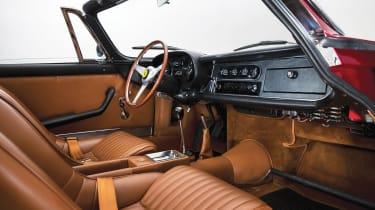 Ferrari 275 GTS/4 NART Spider - interior