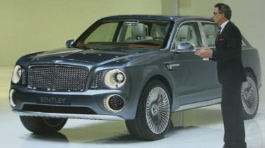 Bentley 4x4
