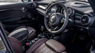 MINI Cooper S 60 Years Edition - cabin