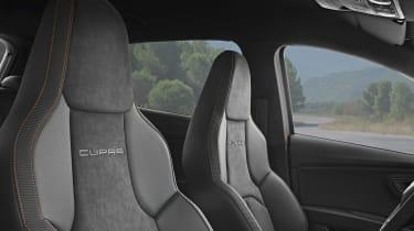 SEAT Leon Cupra R - seats