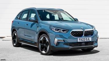 New BMW X1 - render
