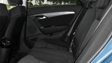 Hyundai i40 Tourer rear seats