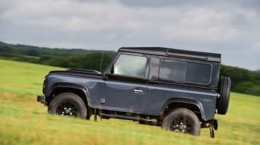 Land Rover Defender Autobiography - side