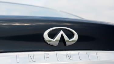New Infiniti Q70 2015 logo