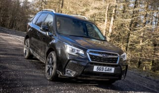 Subaru Forester XT - front