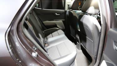 Kia Stonic - studio rear seats