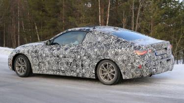 BMW 4 Series - spyshot 5