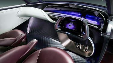 Toyota Fine-Comfort Ride concept - interior