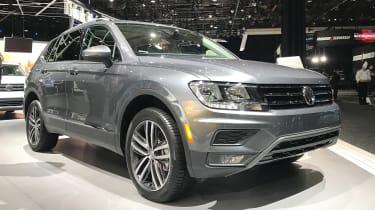 Volkswagen Tiguan Allspace - show front