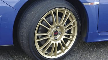 Impreza wheels