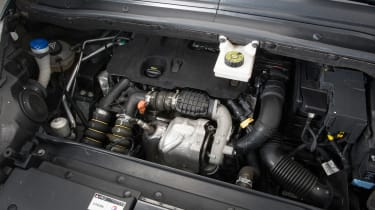 Used Citroen C4 Picasso - engine