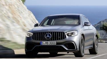 Fastest SUVs in the world - Mercedes GLC 63 S